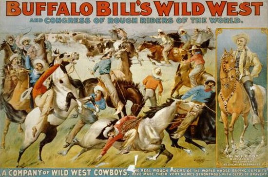 Buffalo Bill's Wild West Poster