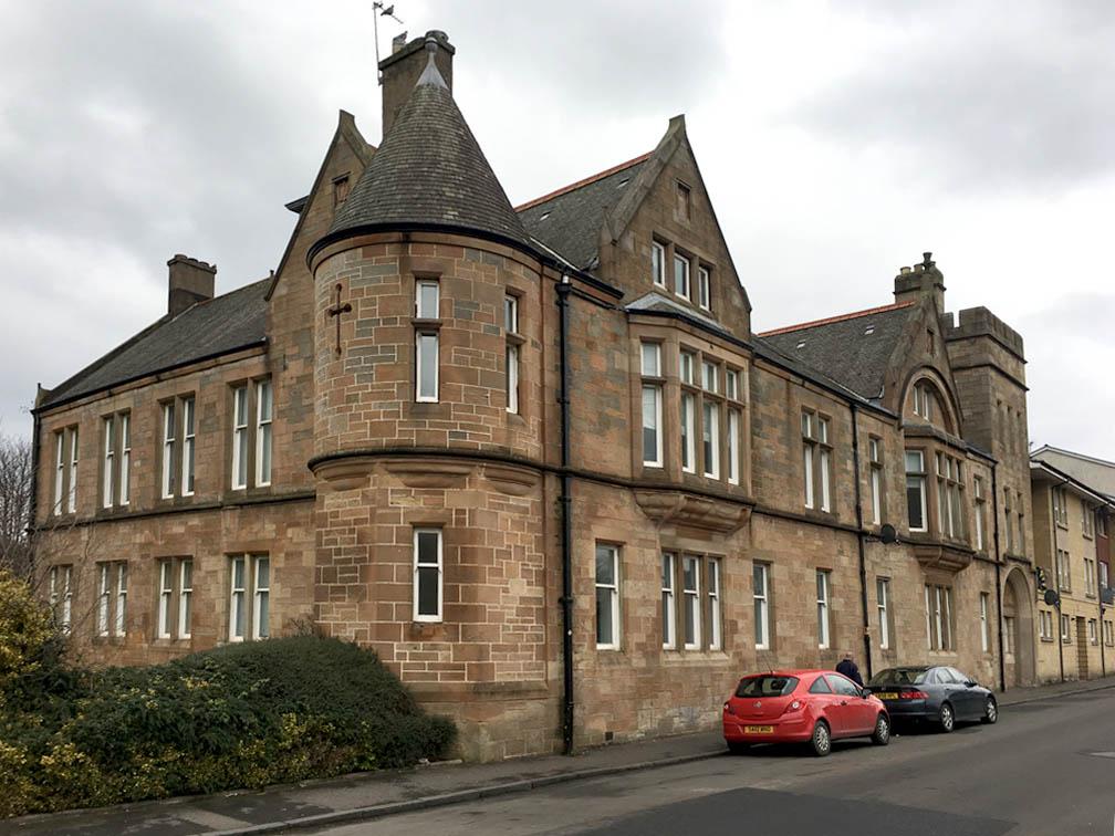 Regimental Drill Hall, Coplaw Street