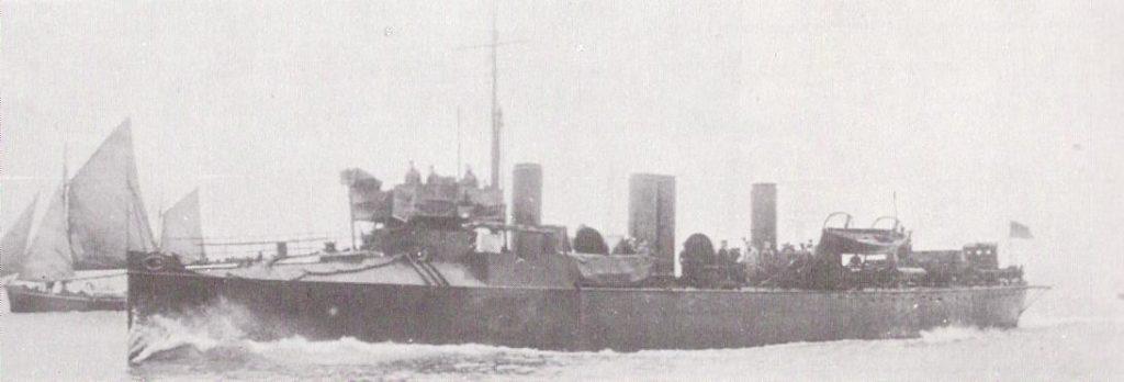HMS Zephyr