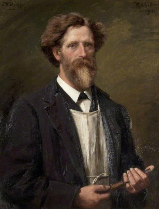 James Briggs Portrait