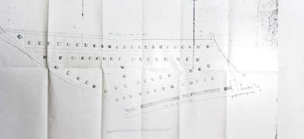 Moray Place feu plan 1858