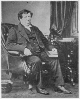 Rev Alex Sutherland, 1848-75