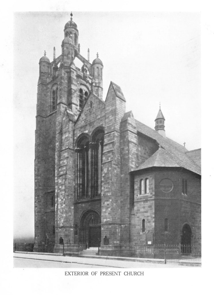 Strathbungo Parish Church c 1930