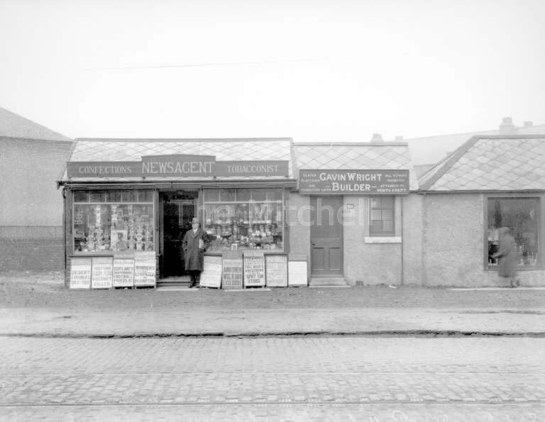 Wright Building Office, Pollokshaws Road at Titwood Road