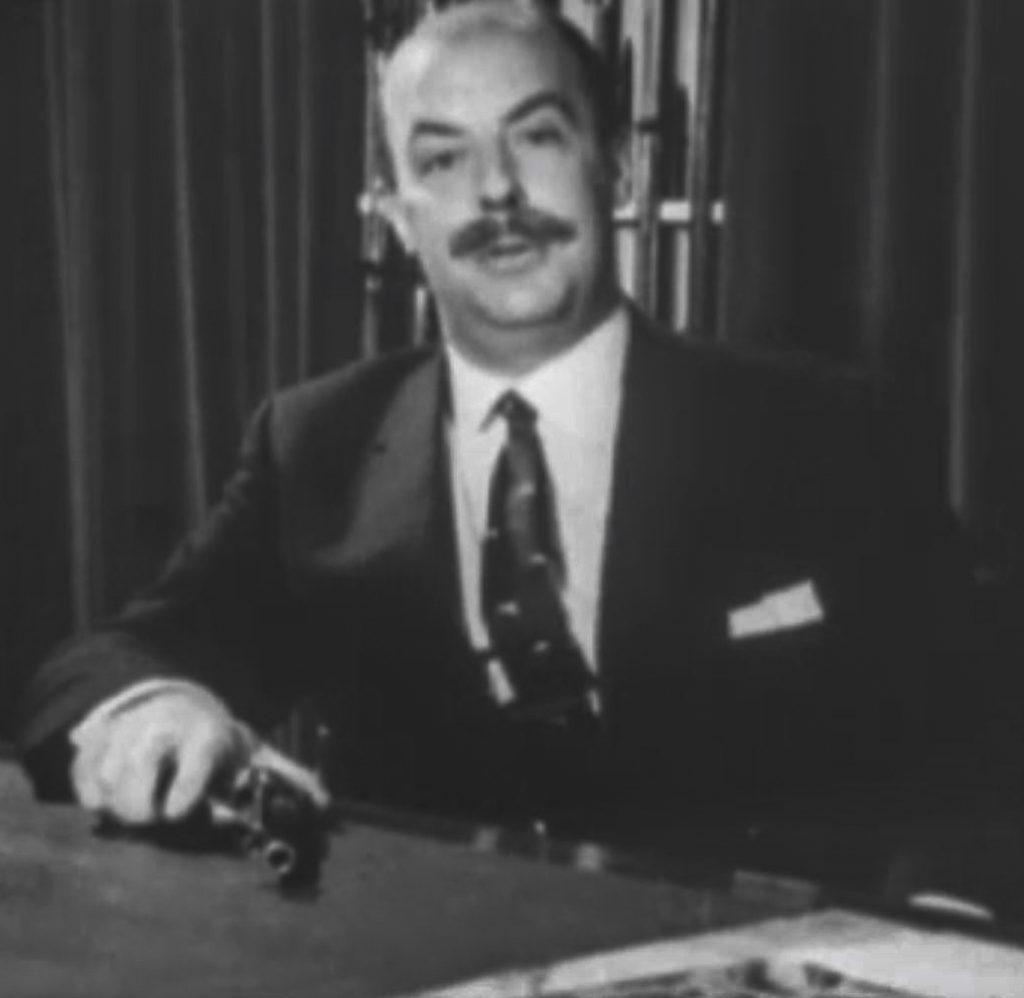 Geoffrey Boothroyd