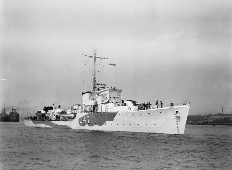 HMS Blean L47
