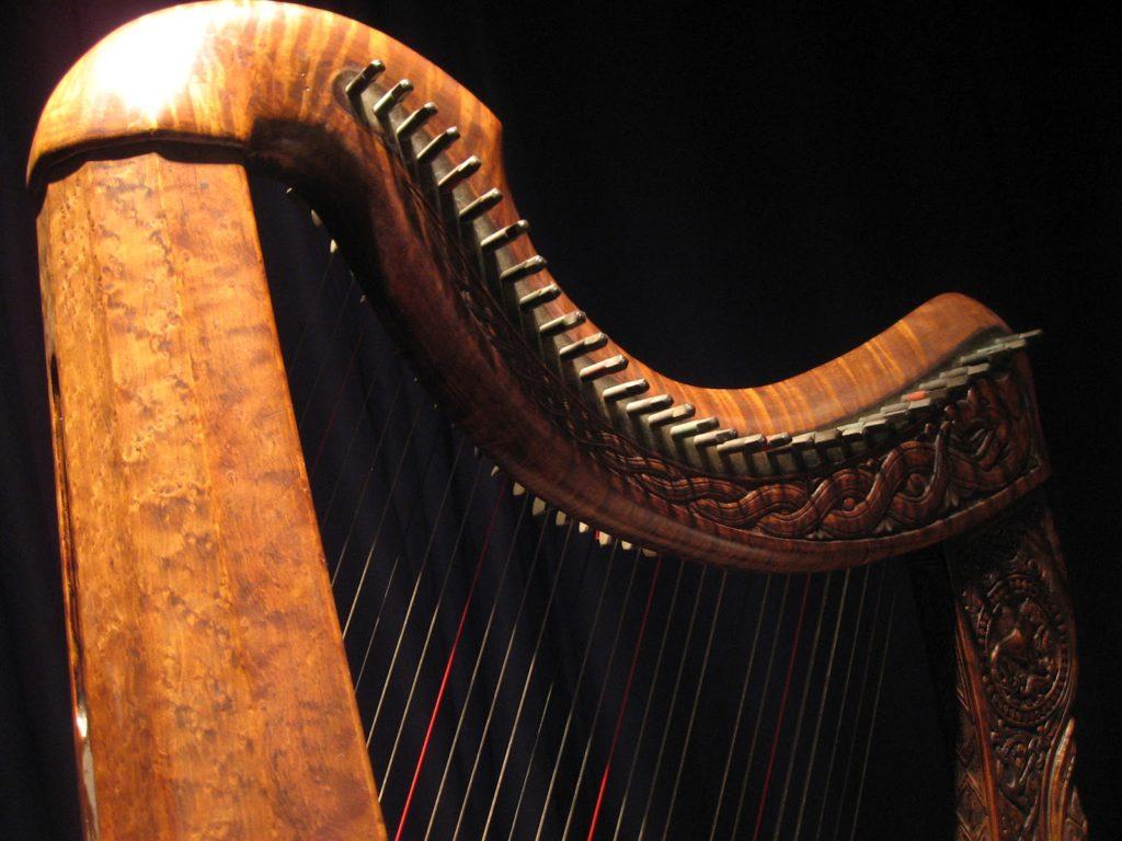 Henry Briggs Dalriada Harp
