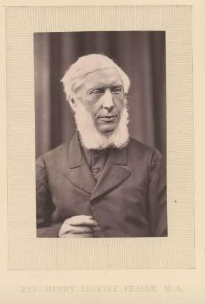 Henry Erskine Fraser