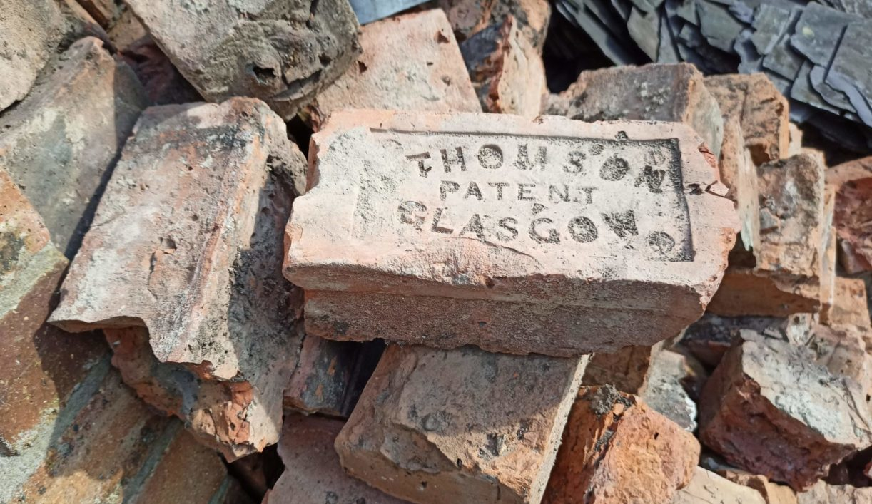 A Thomson Patent Glasgow brick