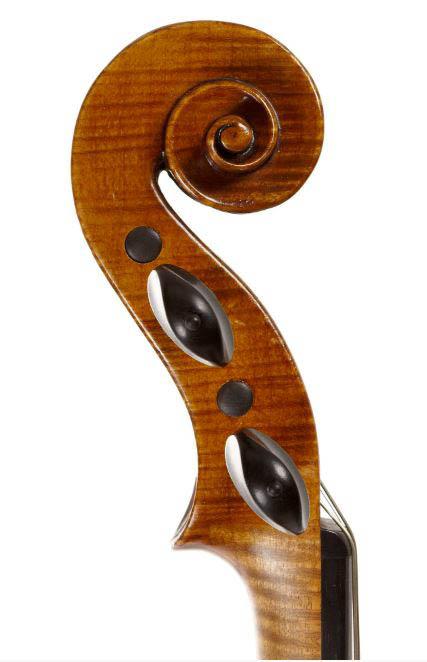James Briggs Violin
