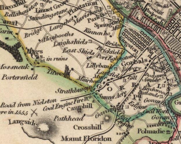 John Thomson. Lanarkshire 1822