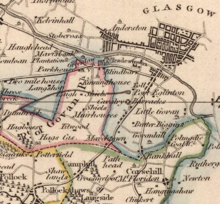 John Thomson. Renfrewshire. 1826