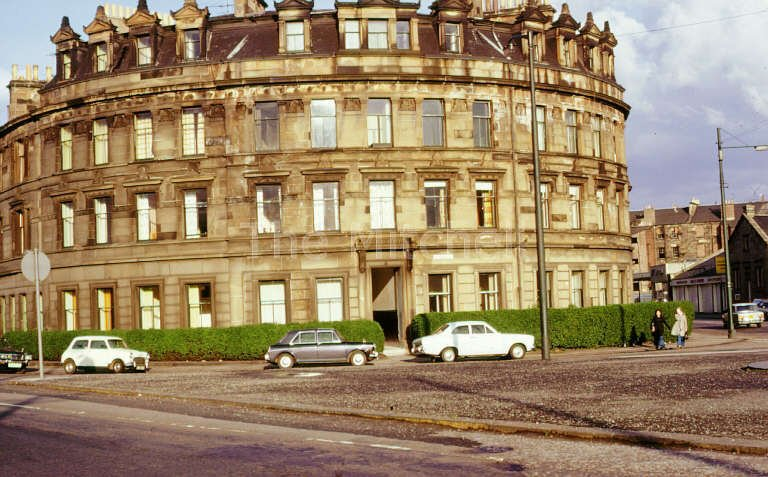 Nithsdale Road May 1974