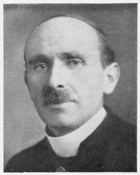 Rev C Guthrie Cooper, 1917-1926