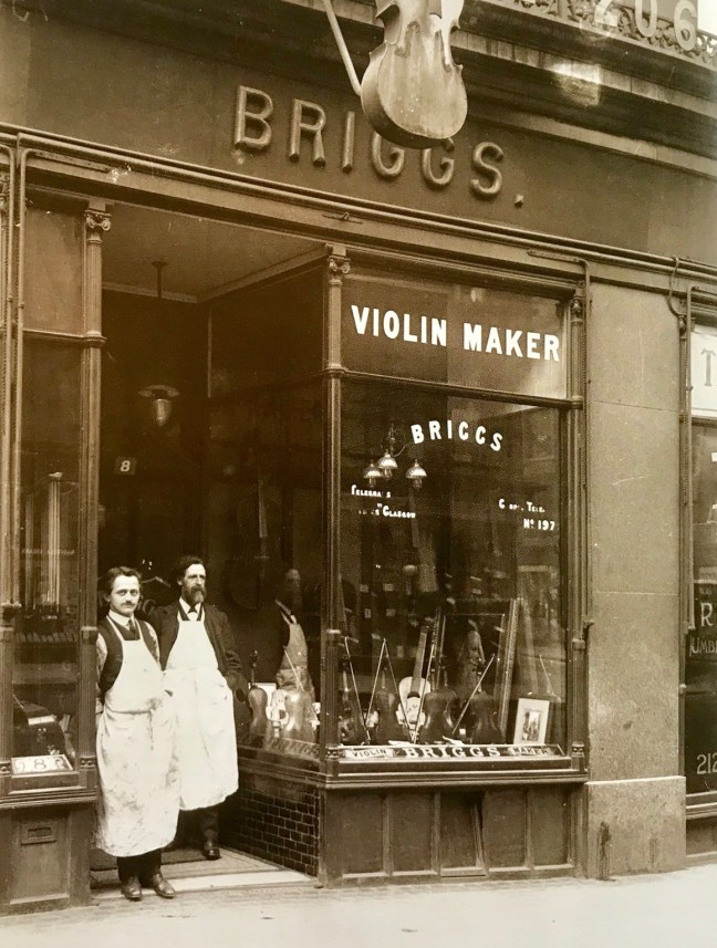 William Brigg's Shop