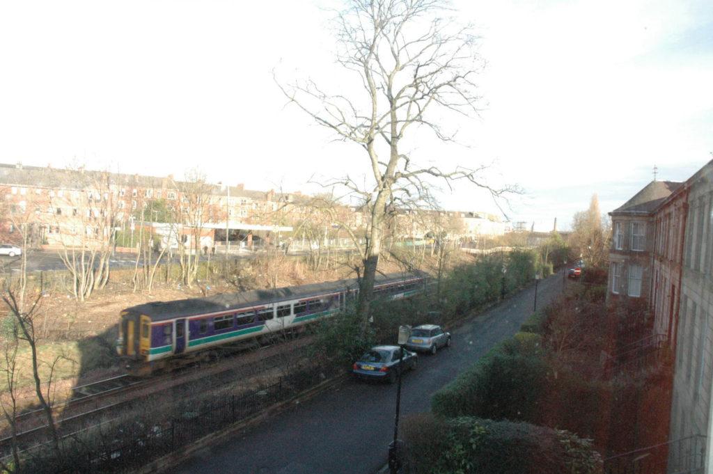 Same view, 2005 after vegetation management