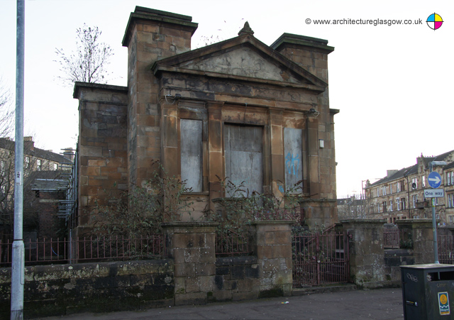 Derelict Nithsdale Hall, c.2013 (derelictglasgow.co.uk)